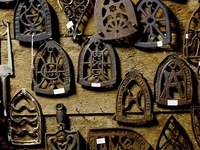 Stara Mosiezna Podstawka Pod Zelazko 6860847728 Oficjalne Archiwum Allegro Pods Trivets Iron