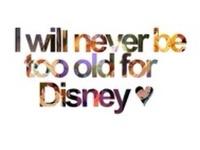 the Wonderful World of Disney.