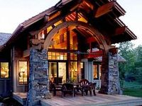 1000 Images About Epic Log Cabins On Pinterest Log Cabin Homes