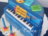 Cakes - Piano