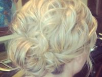 Hairstyle: Updo