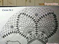 crochet piña