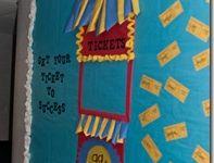 School Bulletin Boards/Doors/Walls