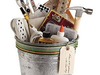 Handmade gifts, baskets, and kits