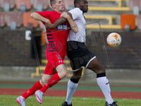 Edinburgh City - 25th July 2015 / Pictures from the Petrofac Training Cup 1st round tie against Edinburgh City.  Match played at Meadowbank Stadium on Saturday 25th July 2015.  Queen's Park won 3-1 on penalties after extra time.  0-0 aet
