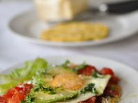 ... Crepes, etc on Pinterest | Gram flour, Huevos rancheros and Tortillas