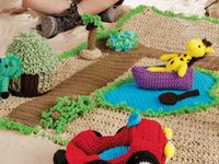 Crochet Toys/Amigurumis