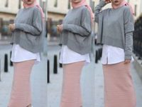hijab outwear
