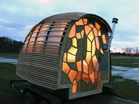 BARNS-CABINS-TREEHOUSES-TINY SPACES