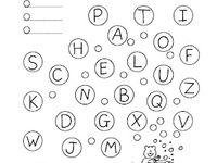 19 best Letter assessment images on Pinterest