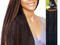 Crochet Box Braids Pinterest : Braids on Pinterest Box Braids, Crochet Braids and Braids