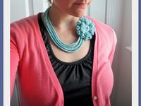 Crochet rings and things