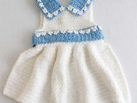 crochet dress rumper