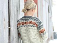 Mariannes strikkedrømme