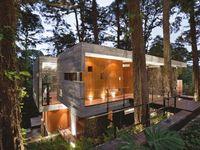 Architecture, Landscape, Interior