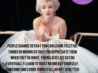 All Things Marilyn