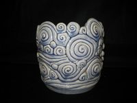 Art lesson Ceramics handbuilding