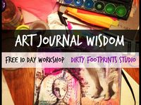 Journaling / Creating journals and techniques.