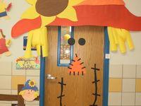 decorate your door...