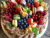 Bakverk og kaker
