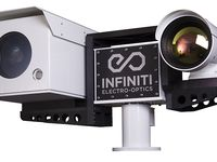 Auto Tracking Long Range Surveillance CAmera system 39x 8-315mm Zoom Camera with ZLID IR Laser Infrared Night Vision IP ONVIF Pan Tilt Zoom IP 66 Rugged Camera