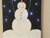 snowman projects etc.