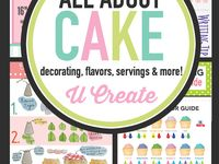 all about cake and cupcakes