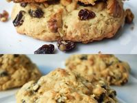 Cookies and bar