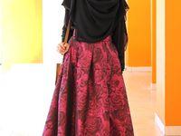 baju muslim dewasa
