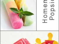 ... my family on Pinterest   Ice Pops, Popsicles and Homemade Popsicles