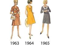 Fashion in the 1960s!