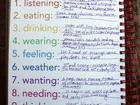 Scrapbooking:Organization, layouts, ideas, colors