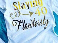 41 Birthday Tshirts Ideas Birthday Tshirts Birthday Shirts Birthday