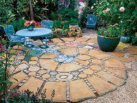Arquitectura, decoración y jardín