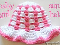 Crochet Hats & Headpieces