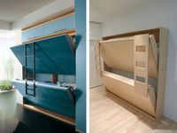 42 Multifunctional Rooms Ideas Small Spaces Room Home