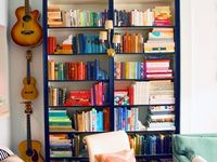 Library - bookcase