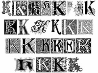 """Special K's / all about the letter """"K"""""""