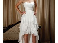 Western Contempory Black Elegant Wedding Dresses