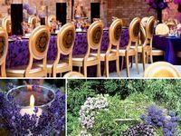Wedding Color Palette(Purple)