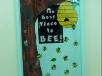 Bulletin Boards/Doorways
