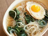 Korean Food on Pinterest | Korean Rice, Fried Eggs and Noodle Soups