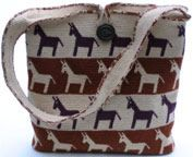 Tapestry crochet and Wayuu mochila