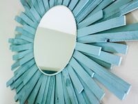 Starburst DIY Mirrors