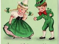 I'm 1/2 IRISH.