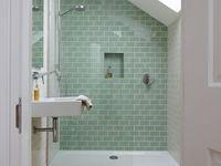Loft Conversion: Bath/Shower Room