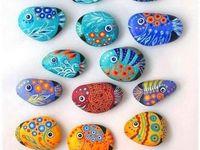 Schilder ideeën op Pinterest - Beschilderde Stenen, Tips en ...