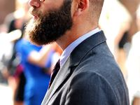 bald with a beard on pinterest bald men beards and shaved heads. Black Bedroom Furniture Sets. Home Design Ideas