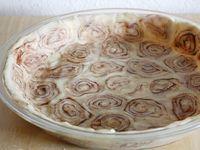 ... Pies on Pinterest | Cinnamon Roll Crust, Cinnamon Rolls and Pie Crusts