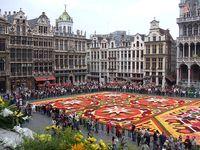 Belgium :  Brussels, Leven, Antwerp, Bruges